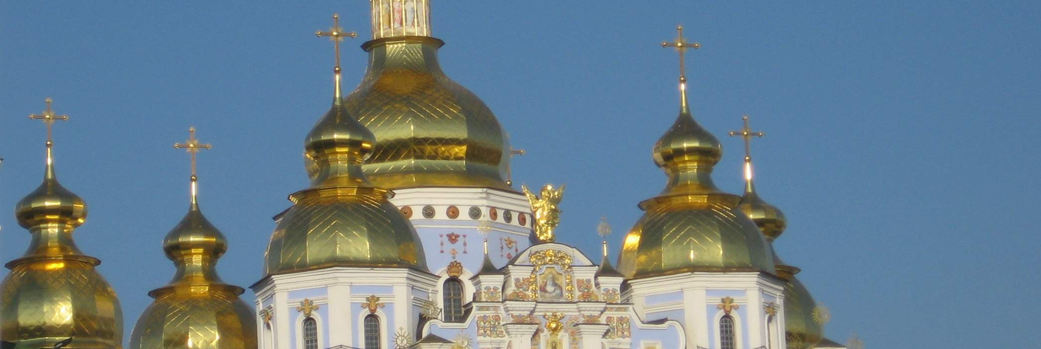 Most Important Sights in Ukraine - St Michaels Monastery